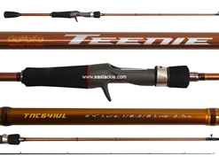 Storm - Teenie - TNC641UL - Bait Casting Rod | Eastackle