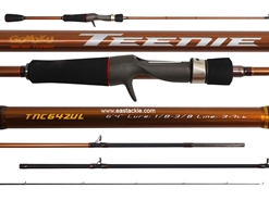 Storm - Teenie - TNC642UL - Bait Casting Rod | Eastackle
