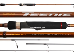 Storm - Teenie - TNS642UL - Spinning Rod | Eastackle