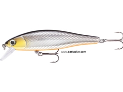 Storm - Twitch Stick TWS65 - BLACK CHROME ORANGE - Suspending Minnow | Eastackle