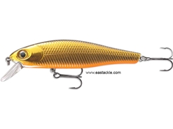Storm - Twitch Stick TWS65 - BLACK GOLD ORANGE - Suspending Minnow | Eastackle