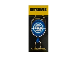 Stream Trail - RETRACTABLE LANYAND RETRIEVER - BLUE