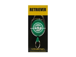 Stream Trail - RETRACTABLE LANYAND RETRIEVER - GREEN