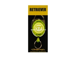 Stream Trail - RETRACTABLE LANYAND RETRIEVER - YELLOW