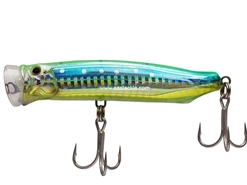 Tackle House - Contact Feed Popper 100 - DOLPHIN | Floating | Eastackle