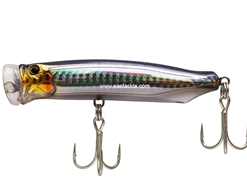 Tackle House - Contact Feed Popper 100 - SEGUROKATAKUCHI SLIT HG | Floating Popper | Eastackle