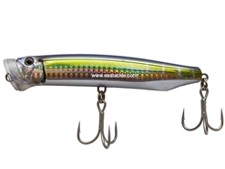Tackle House - Contact Feed Popper 120 - YELLOWFIN TUNA - Floating Popper | Eastackle