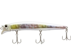 Tackle House - Contact Feed Shallow 128F - PEARL RAINBOW AHG - Floating Minnow | Eastackle