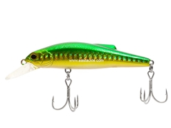 Tackle House - Cruise 80 - HG YELLOW GREEN - Sinking Minnow | Eastackle