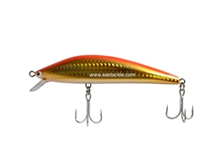 Tackle House - K-Ten Blue Ocean BKF115 - GOLD RED - Floating Minnow | Eastackle