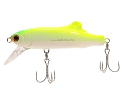Tackle House - Shores Heavy Minnow 65 - PEARL CHART