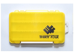 Thirty34Four - Freely Slim Case - YELLOW | Eastackle