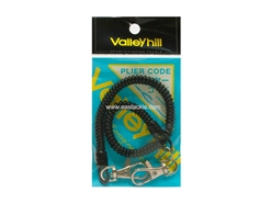 Valley Hill - Plier Cord Lanyard - 23cm - BLACK