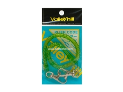Valley Hill - Plier Cord Lanyard - 23cm - GREEN