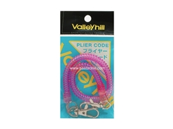 Valley Hill - Plier Cord Lanyard - 23cm - PINK