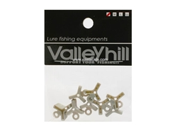 Eastackle - Valley Hill - Treble Hook Cover - #S