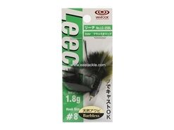 Vanfook - Leech Flies - LC-25BL - 1.8G