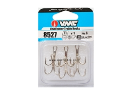 VMC - 8527TI Fishfighter Saltwater 4X Strong - #1 - Heavy Duty Trebles Hooks | Eastackle