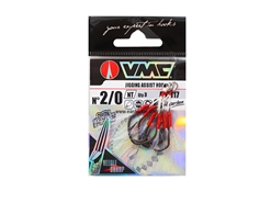 VMC - AH7117 - #2/0 - Assist Jigging Hooks | Eastackle