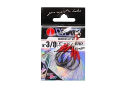 VMC - AH7117 - #3/0 - Assist Jigging Hooks | Eastackle