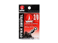 VMC - Swivel 3541 #2/0 - Terminal Tackle Fishing Swivel | Eastackle