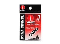 VMC - Swivel 3541 #7 - Terminal Tackle Fishing Swivel | Eastackle