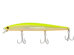 Zip Baits - ZBL System Minnow 139S - #635 GHOST CHART - Sinking Minnow | Eastackle