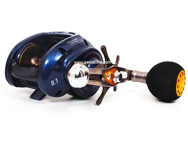 2e83d5c4476 Eastackle - Daiwa - Lexa HD 300XS-P - Bait Casting Reel