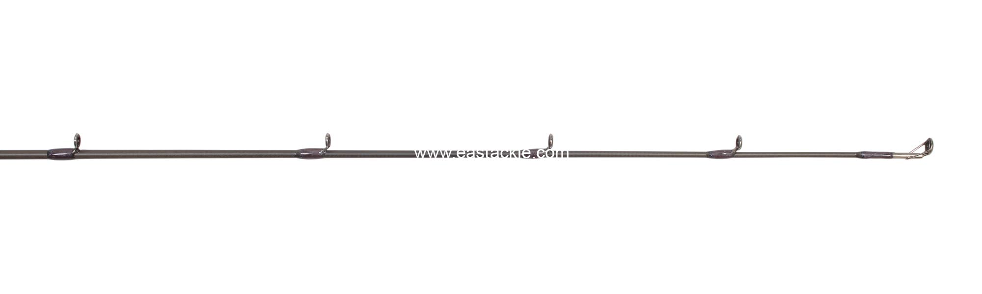 Storm - Adenture - Bait Casting Rod Series - Tip Section (Side View) | Eastackle