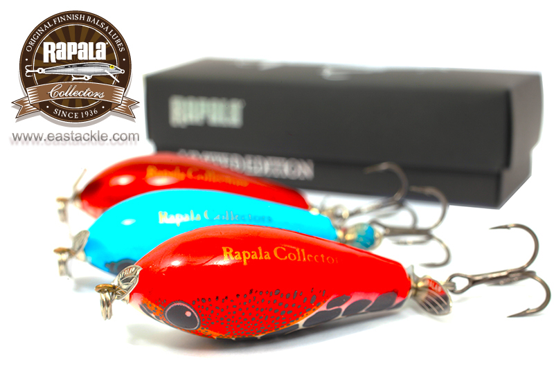 Rapala Collectors - Fat Rap Prop 5 - Floating Prop Bait | Collection | Eastackle