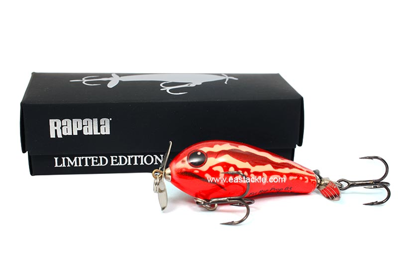 Rapala Collectors - Fat Rap Prop 5 - PHANTASMAL POISON ARROW FROG - Floating Prop Bait | Eastackle