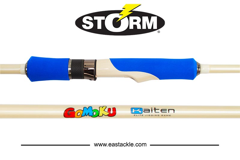 Storm - Gomoku Elite Jigging Game - Spinning Rods | Eastackle