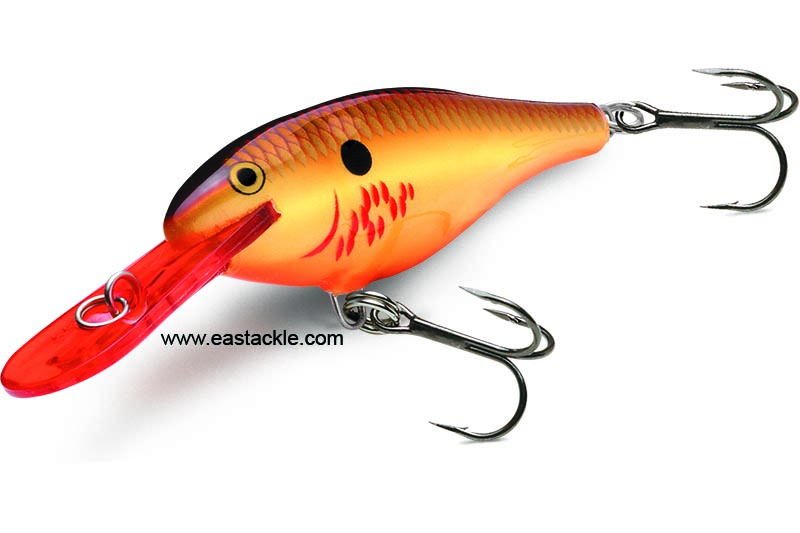 Rapala - Shad Rap Deep Runner SR04 - Floating Minnow | Eastackle