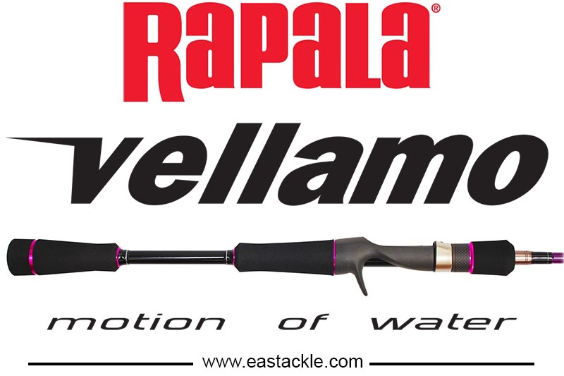 Rapala - Vallemo - Bait Casting Rods | Eastackle