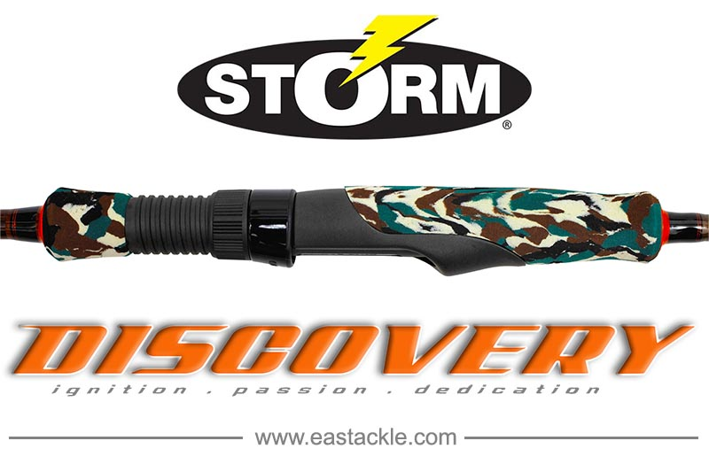 Storm - Discovery - Spinning - Fishing Rods | Eastackle