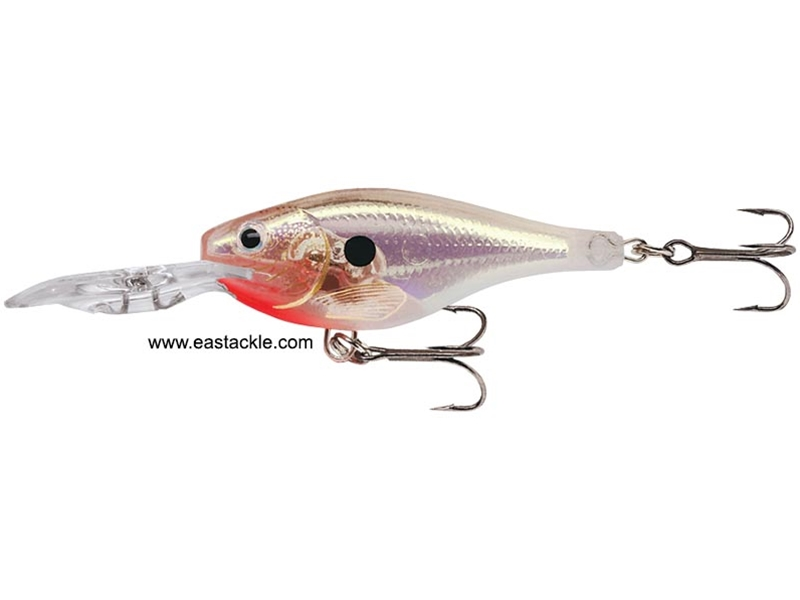 Rapala - Glass Shad Rap GSR04 | Suspending | Deep Diving (2-6m>) | Minnow | Fishing Lure | Eastackle