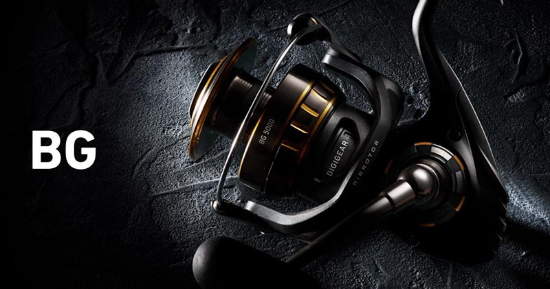 Daiwa - 2016 BG - Spinning Reels | Eastackle