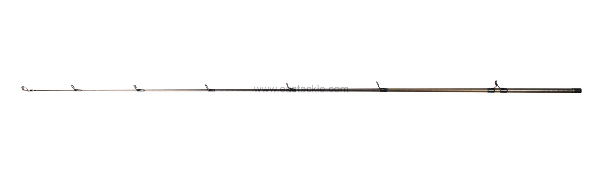 Daiwa - Harrier  - 662MHB-SD - Bait Casting Rod - Tip Section (Side View) | Eastackle