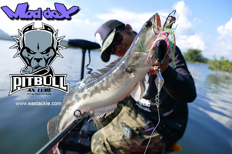 An Lure International - Maddox Pitbull - Sinking Propeller Frog Bait | Eastackle
