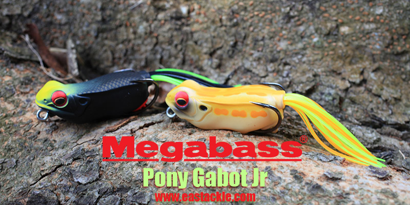 Megabass - Pony Gabot Jr - Floating Frog Bait | Eastackle