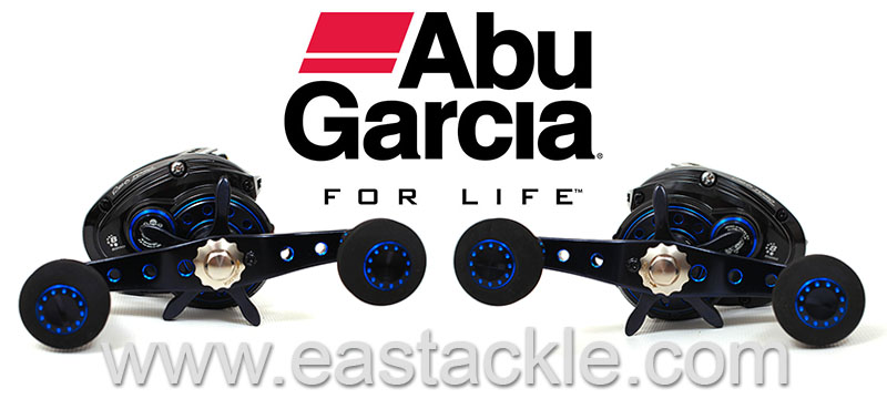 Abu Garcia - Revo Toro Beast - Low Profile Bait Casting Fishing Reels | Eastackle