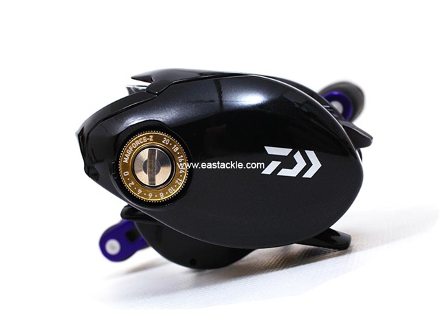 Daiwa - 2016 Ardito 100HS - Bait Casting Reel | Eastackle
