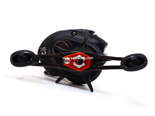 Daiwa - 2017 Fuego CT 103H - Bait Casting Reel | Eastackle